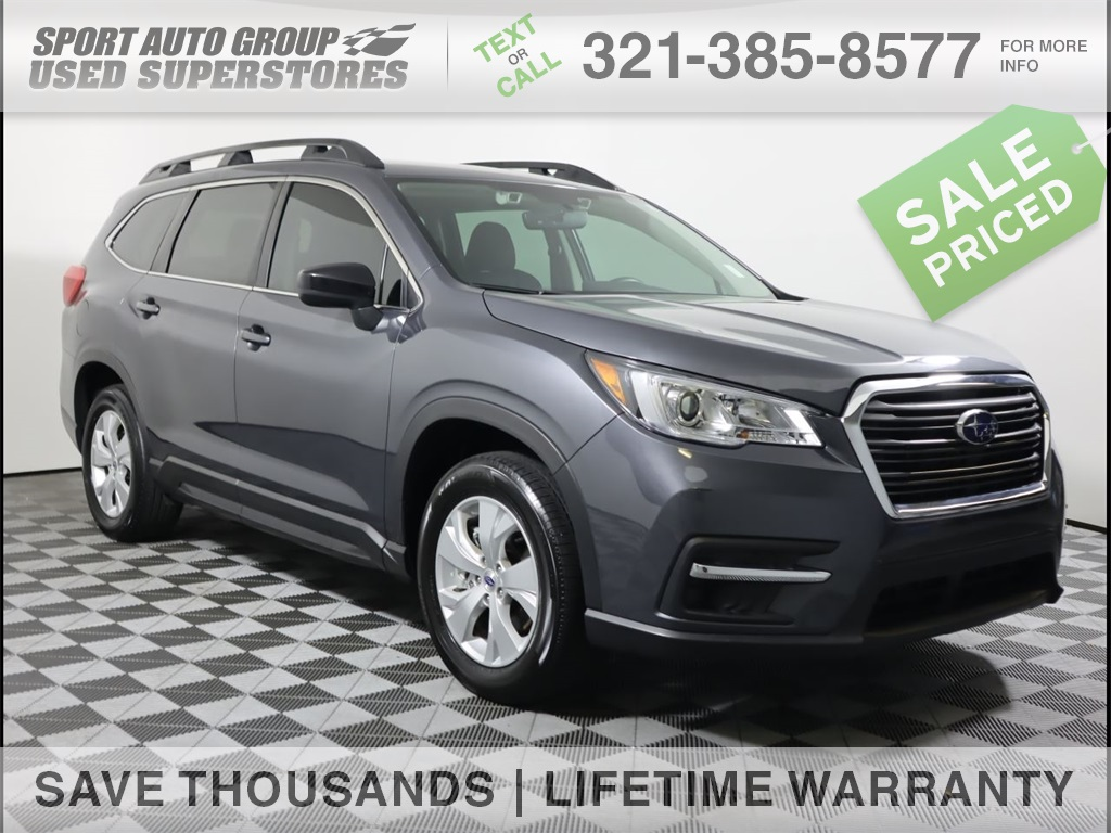 Pre-Owned 2019 Subaru Ascent Base