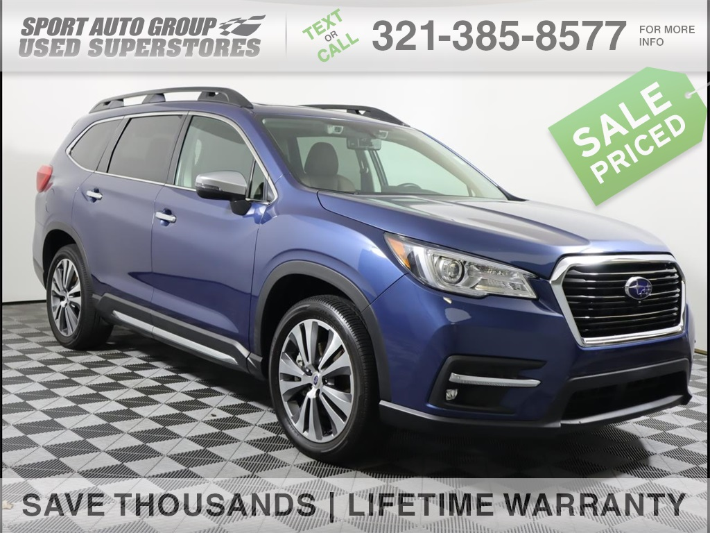Pre-Owned 2019 Subaru Ascent Touring