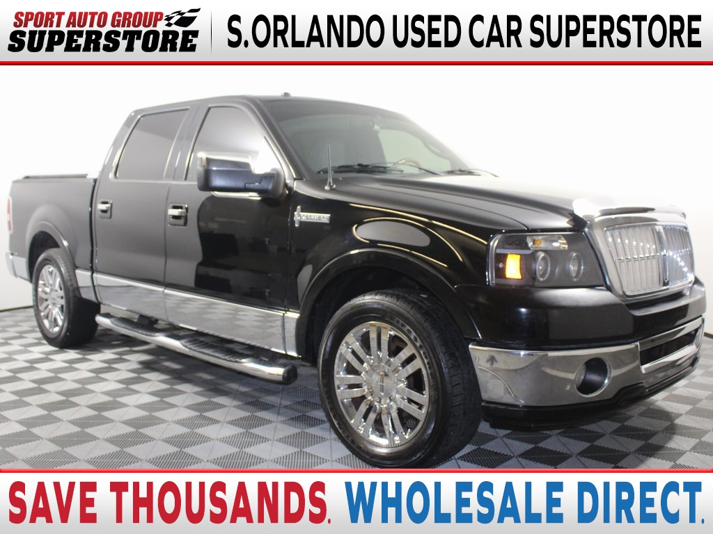 Pre-Owned 2007 Lincoln Mark LT Base