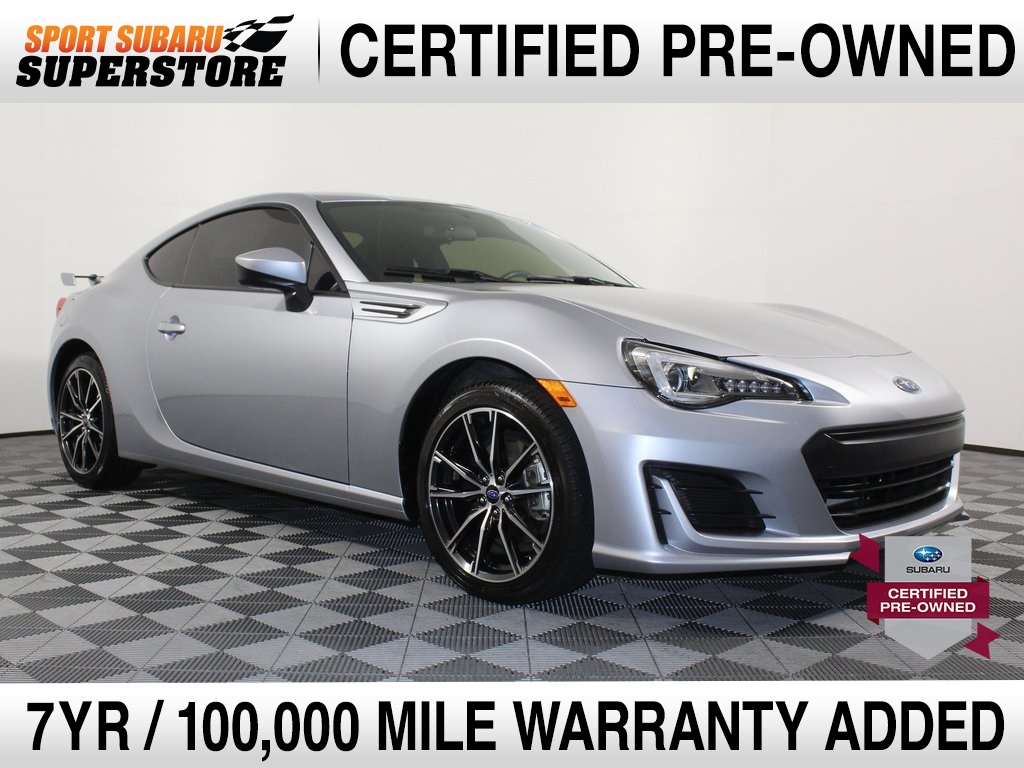 certified pre owned 2017 subaru brz premium 2d coupe in orlando rh sportautogrouppreowned com