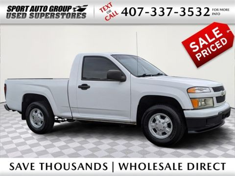Pre-Owned 2006 Chevrolet Colorado LS