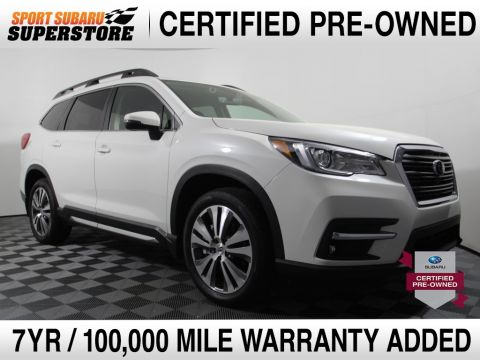 Pre-Owned 2020 Subaru Ascent Limited