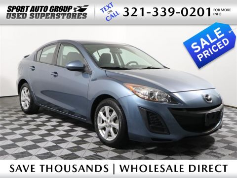Pre-Owned 2011 Mazda3 i Touring